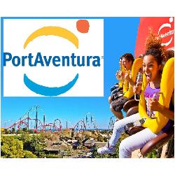 PORTAVENTURA PARK + FERRARILAND Adulte 2 jours e-billet