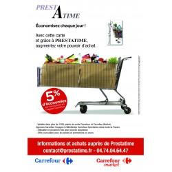 E-CARTE CADEAUX CARREFOUR 100 €