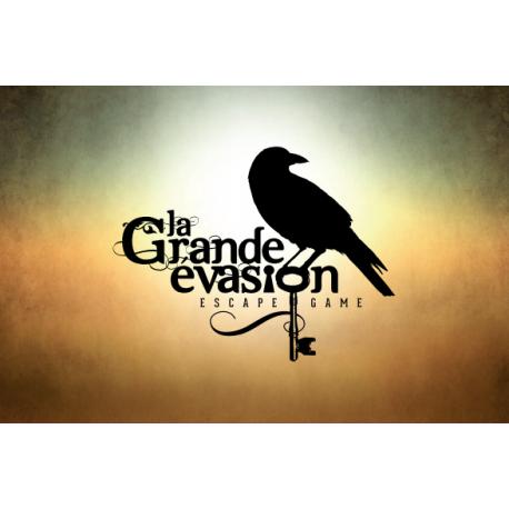 LA GRANDE EVASION-Escape game (Vienne 38)
