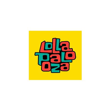 LOLLAPALOOZA PARIS - PASS 1 JOUR le Samedi 20 juillet ou Dimanche 21 juillet 2019 E-BILLET tarif adulte