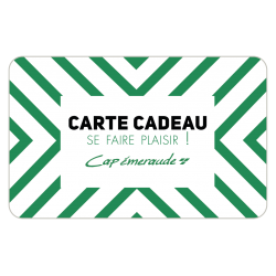 CARTE CADEAU CAP EMERAUDE BOURG EN BRESSE (01)