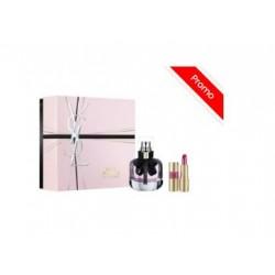 YSL YSL14B - MON PARIS Eau de Parfum 30 ML + Rouge Volupte Shine N°49