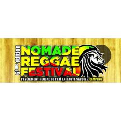 Offre Pass Promo 2jours +3ème offert Nomade Reggae Festival