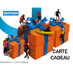 E-CARTE DECATHLON - 10 € E BILLET