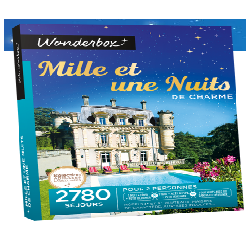 WONDERBOX 'MILLE & UNE NUIT DE CHARME'