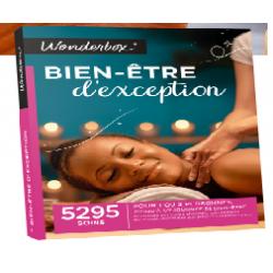 WONDERBOX 'BIEN-ETRE D'EXCEPTION'