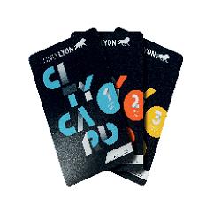 LYON CITY CARD - 2 JOURS - ADULTE