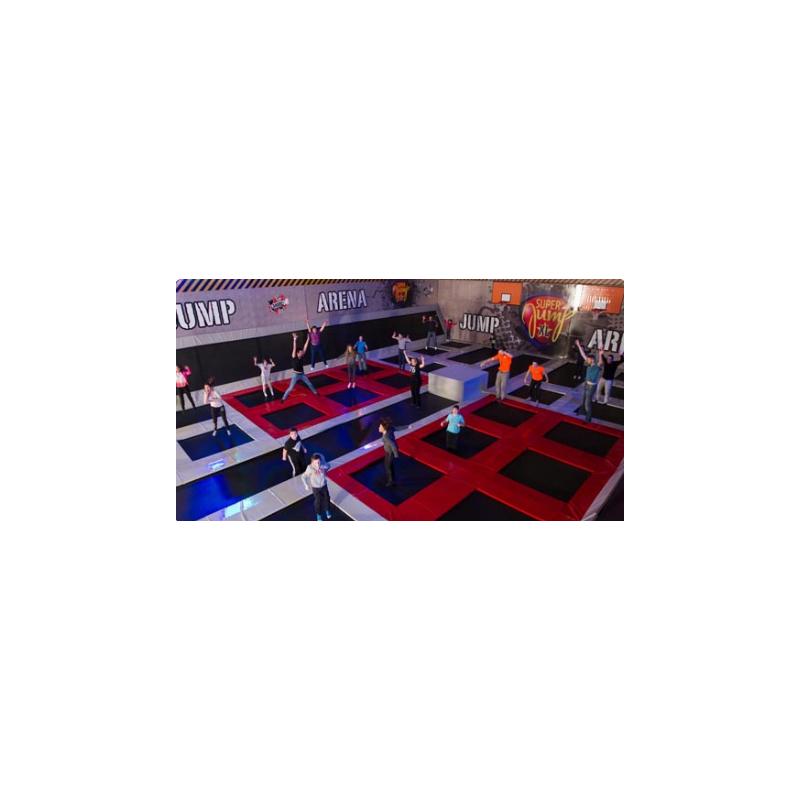urban sky trampoline park prestatime. Black Bedroom Furniture Sets. Home Design Ideas