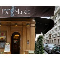 RESTAURANT LA MAREE PARIS 75008