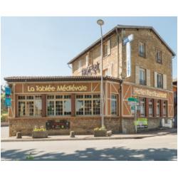 Restaurant La Tablee Medievale Civrieux Prestatime