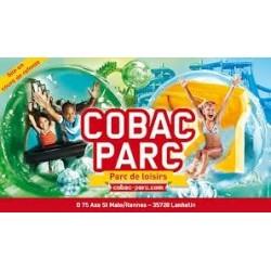 Cobac parc/ ADULTE PARC + AQUA'FUN PARK E-BILLET