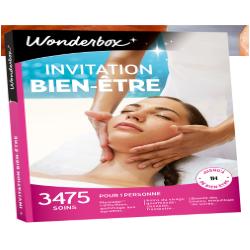 WONDERBOX 'INVITATION AU BIEN-ÊTRE'