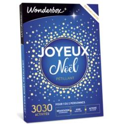 WONDERBOX JOYEUX NOEL PETILLANT