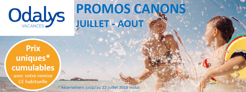 OFFRE PROMOTIONNELLE ODALYS